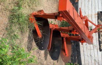 3 Scar plough