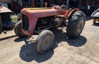 Massey ferguson 35 4 Cylinder Needs attention as is